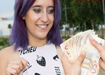Imagen Joven española termina follando por dinero ante las cámaras