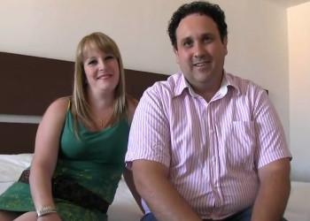 Imagen Matrimonio español se apunta a grabar porno en un casting