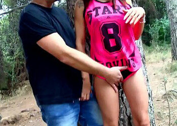Imagen Milf española seduce a un desconocido y le pide sexo anal