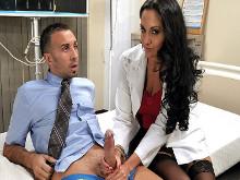 Imagen Relaja a su paciente con sexo anal