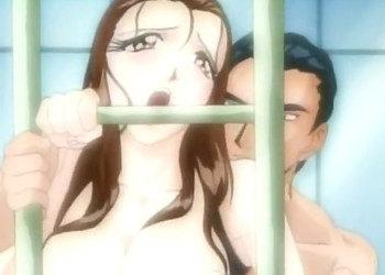 Imagen Se mete en la ducha y perfora el coño de una joven tetona